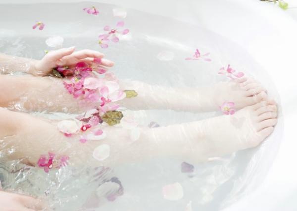 牛皮癣护理之洗澡注意事项