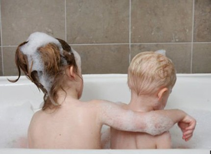 洗澡不当会致死冬日少用沐浴露