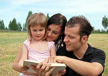 念书给宝宝听的5个诀窍